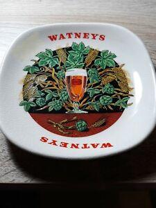 Vintage Watneys Ceramic Ashtray