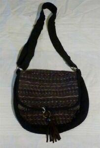 IKAT BATIK Bag Shoulder Bag Strap Hand Bag Cross Body Hippie Festival Boho Chic
