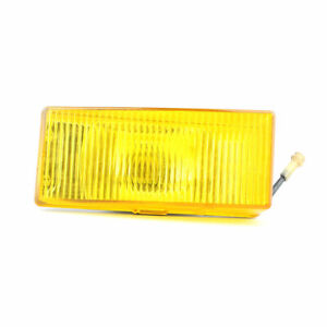 MITSUBISHI FUSO FM515/FK416 1984–1993 Yellow Fog Light Spot Lamp RH NOS