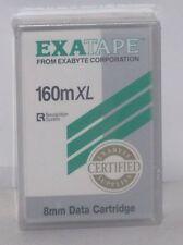 Exabyte Corporation EXATAPE 160mXL 8mm Data Cartridge