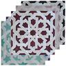 Mosaikfliese Rosette 30x30cm - marokkanisches Zellige-Kachelmosaik Handarbeit
