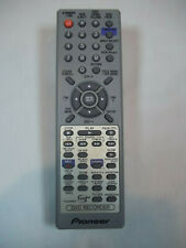 New listing Pioneer Dvd/Vcr Combo Recorder Remote Control Vxx2949 - Tested and Working