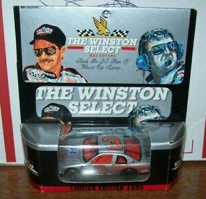 DALE EARNHARDT SR #3 GOODWRENCH SILVER 1995 1/64 ACTION DIECAST CAR