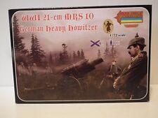 Strelets GERMAN 21-CM MRS10 HEAVY HOWITZER & CREW (WWI) - 1/72 Scale