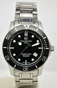 Christopher Ward - Trident Pro C60 300 - automatic stainless steel gents watch