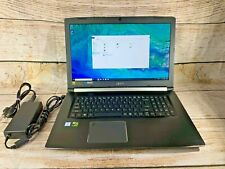 Acer Aspire A717-72G-53P7 Laptop 8GB Ram 1TB Hard Drive 2.3GHZ i5 Processor