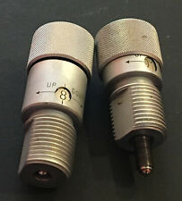 Vertical Micrometer Head Round End 0001 Resolution X 58 Range