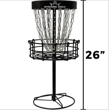 NEW Dynamic Discs Disc Golf MINI Recruit Basket