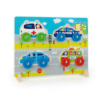 Legler small foot 3D-Puzzle Autos ab 12 Monate 10642