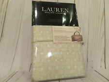 Ralph Lauren Spencer GRAY STRIPE Two Standard pillowcases COTTON Sateen