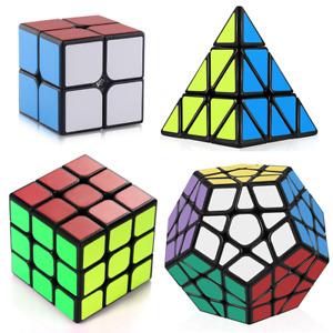 Cubo Mágico Rompecabezas de Velocidad Rápida Super Suave de Rubik Cubo de Rubik
