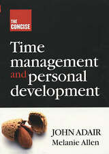 The Concise Time Management and Personal Development-ExLibrary