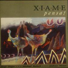 CD Xiame - Pensa 12 TRACKS