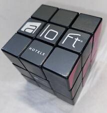 RARE Authentic Rubik's Cube ALOFT Hotels Collectible Promo Puzzle 3x3 Free Ship
