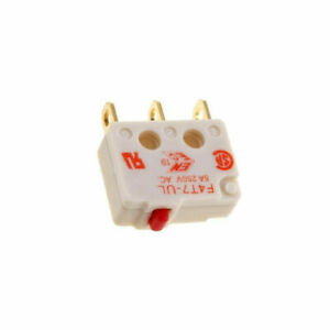 Microswitch F4T7 plunger microswitch 5A 250Vac