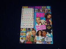 2003 MAY M-TEEN MAGAZINE - EMINEM, HILARY DUFF, KELLY CLARKSON COVER - SP 3908