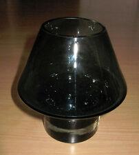 Vintage Art Glass Vase Riihimaen Lasi Oy Finland Aimo Okkolia Stromboli