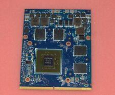Dell NVIDIA GTX660M Graphics Double Data Rate 5 2GB Tarjeta De Video Para Alienware M15X M17X M18X