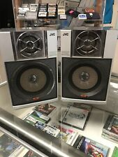 JVC Speakers Pair for pc-200 Stereo Radio Pc-b200k , Good Working Condition