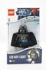 New LEGO Star Wars Mini Figure Darth Vader LED Flashlight Key Chain Torch