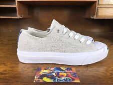 Converse Jack Purcell JP Jack Ox Vapo Mens Low Top Grey/White New Casual Shoes