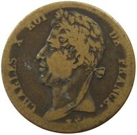 FRENCH COLONIES 5 CENTIMES 1830 A #od 199