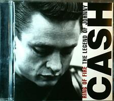 JOHNNY CASH ‎Ring Of Fire The Legend Of Island Records ‎602498878507 2005 EU CD