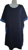 ASOS Oversize T Shirt Black/Blue