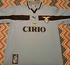 Maglia Lazio 1999-2000 Veron 23 Puma Cirio Centenario Salas Nesta Simeone Nedved