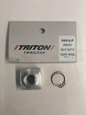 TRITON TRAILER HUB STUDS AND LUG NUTS 3372//2406