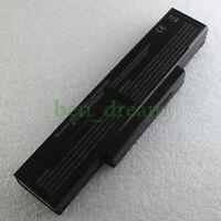 NEW BTY-M66 Battery for MSI M660 M662 M670 M673 BTY-M67 BTY-M68 SQU-528 SQU-524