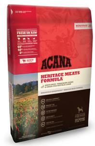 ACANA Heritage Meats Dry Dog Food (25 lb)