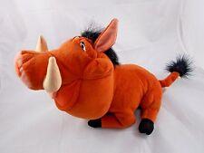 Hasbro Lion King Tootin' Pumbaa Warthog Plush Disney