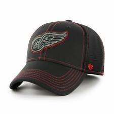 NHL Detroit Red Wings Cap Basecap 47Brand Baseballcap Stronaut stretch