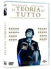 Dvd La Teoria Del Tutto - (2015) .....NUOVO