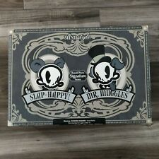 Mindstyle x Brandt Peters Slap Happy and Mr Muggles Black Edition