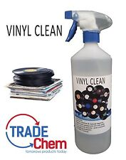 Vinyl Clean - Record Cleaner - Anti Static (Comes with microfibre cloth)