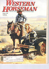LOT OF 17 1988-1998(COMPLETE YEAR) WESTERN HORSEMAN MAGAZINES-HORSES-GEAR-COWBOY