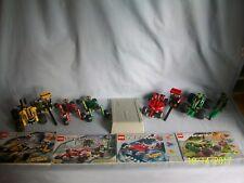 Lego set 8240 Slammer Stunt Bike TECHNIC SLAMMERS 8237 8241 8469 100% complete