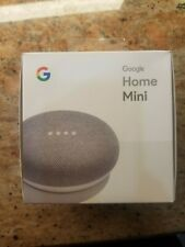 Google Home Mini Smart Speaker with Google Assistant - Chalk (GA00210-US)