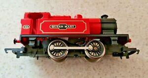 Hornby R853 Queen Mary Loco Class D Industrial Tank Red 43