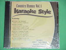 Country Hymns~#1 ~ Christian ~Daywind~Karaoke Style ~~ Beyond the Sunset ~~ CD+G