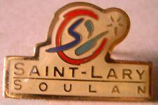 Ancien  PIN'S : SAINT-LARY SOULAN - La BOITE à PIN'S
