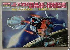 Aoshima 1/96 Apollo Command Lunar Modules Moon Base Kit n Tamiya