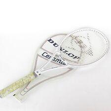 VTG Dunlop Ceramax Tennis Racquet - Racket 4 1/4 L2 Taiwan w/cover