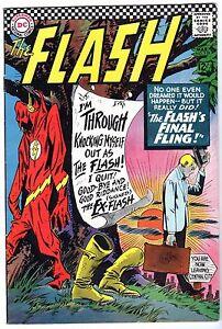 Flash #159, Very Fine Condition