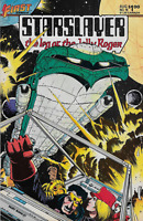 Starslayer The Log of the Jolly Roger #19, August 1984  , ..near mint, unread,