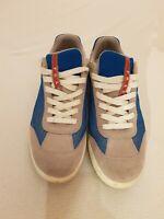 UVP 630 € - Prada Segelschuhe - Prada Sneaker - Prada Turnschuhe - Gr. 8/42