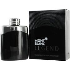 Mont Blanc Legend 3.3 / 3.4 oz EDT Cologne for Men Brand New In Box
