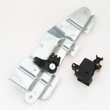 Rear Trunk Latch Servo Motor + Bootlid Lock Bracket For VW Jetta Golf MK4 Passat